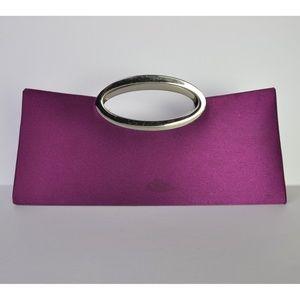 Handbags - Violet Purple Pink Vintage Clutch Purse